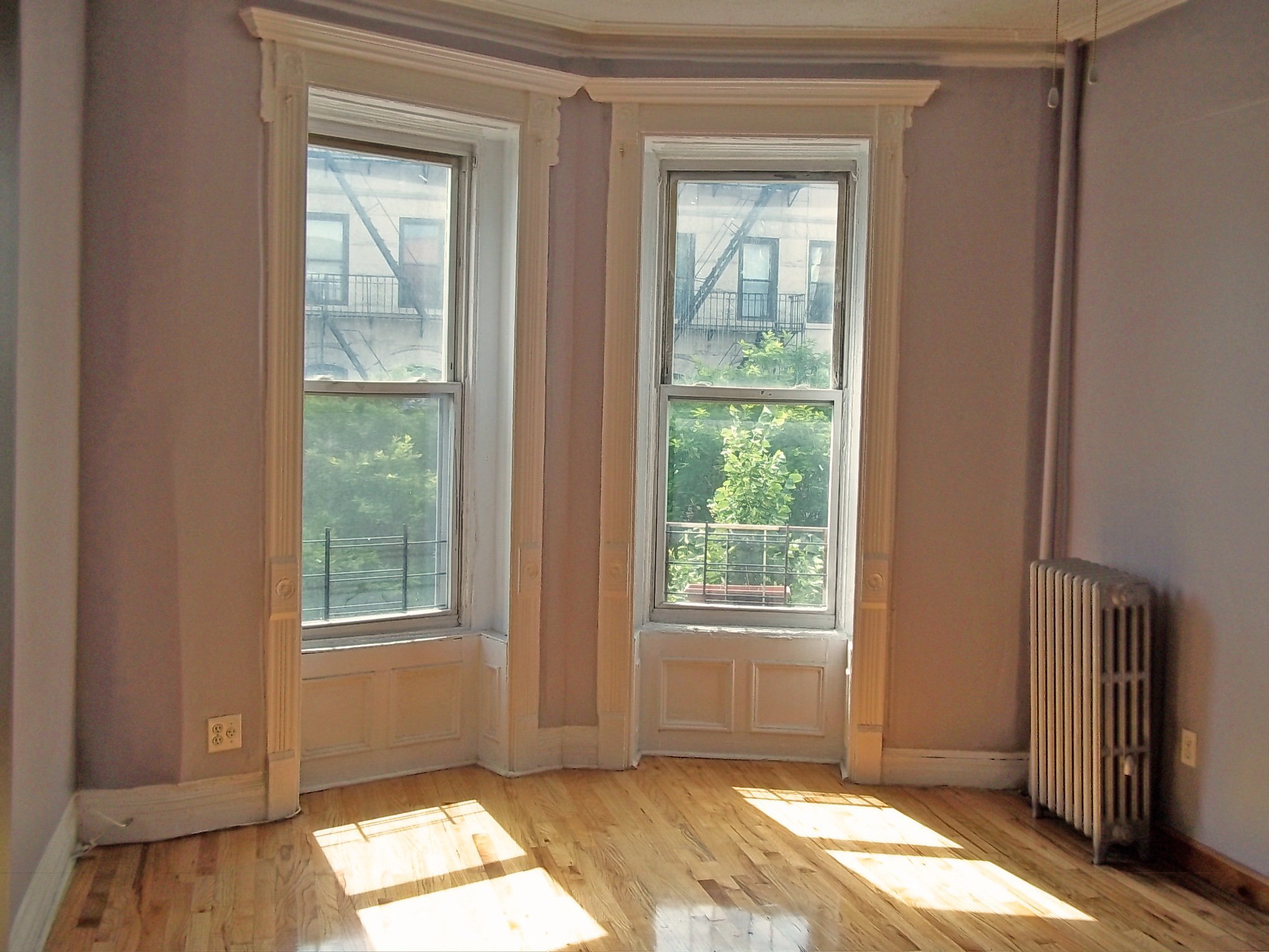Bed Stuy 1 Bedroom Apartment for Rent CRG3114. Johnny Lee  Agent at Corley Realty Group
