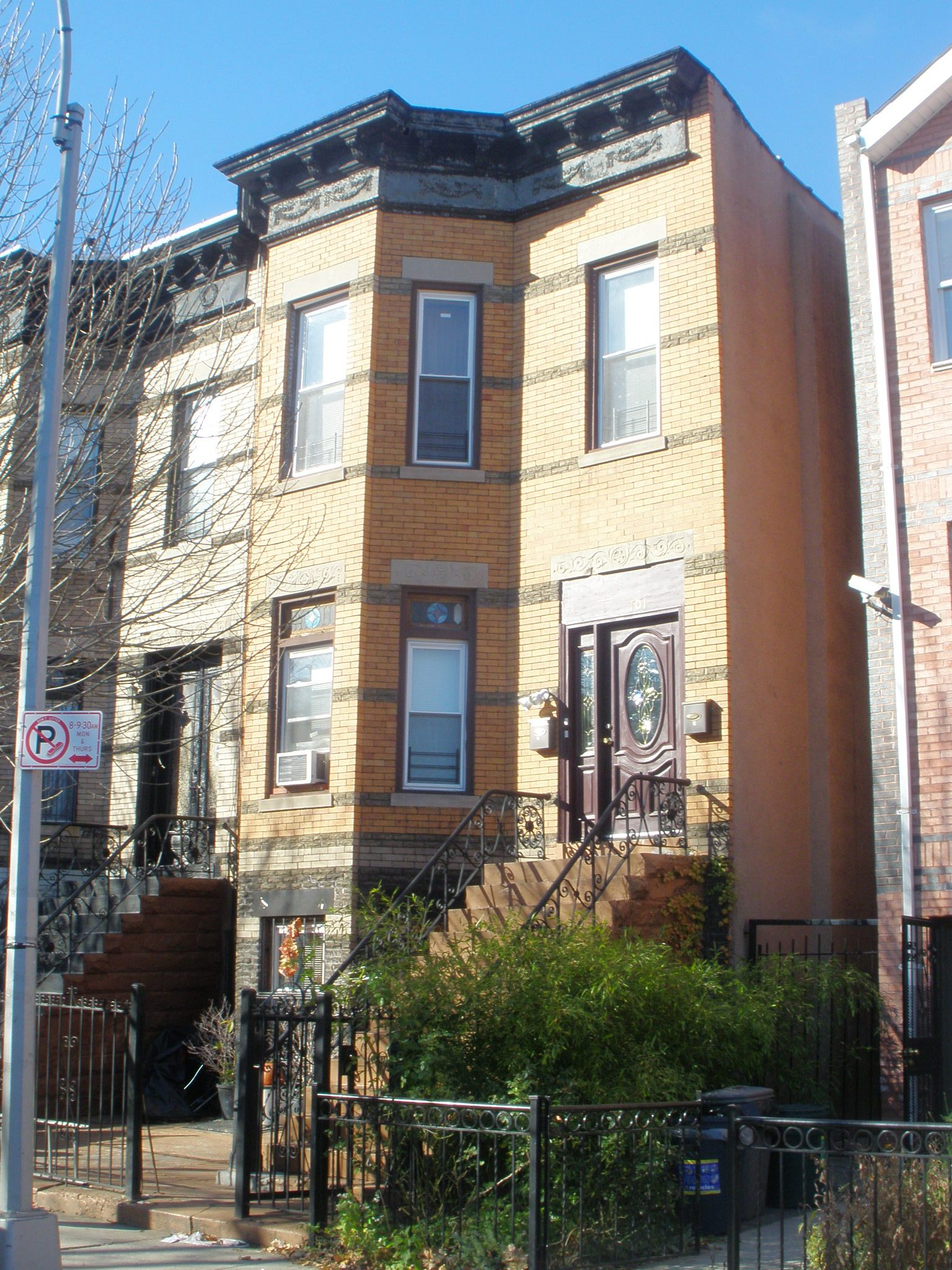 Bushwick 2 family row house for sale brooklyn crg1066 for Sale house in brooklyn